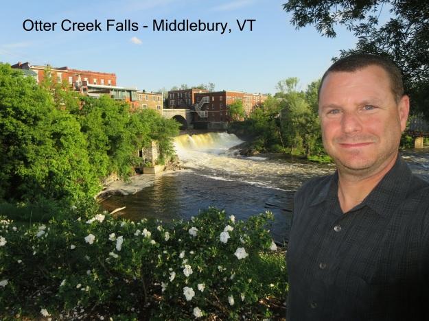 Me At Otter Creek Falls
